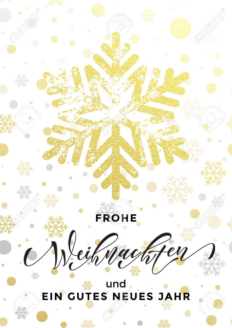 Frohe Weihnachten Text.German Merry Christmas Text Frohe Weihnachten Happy New Year