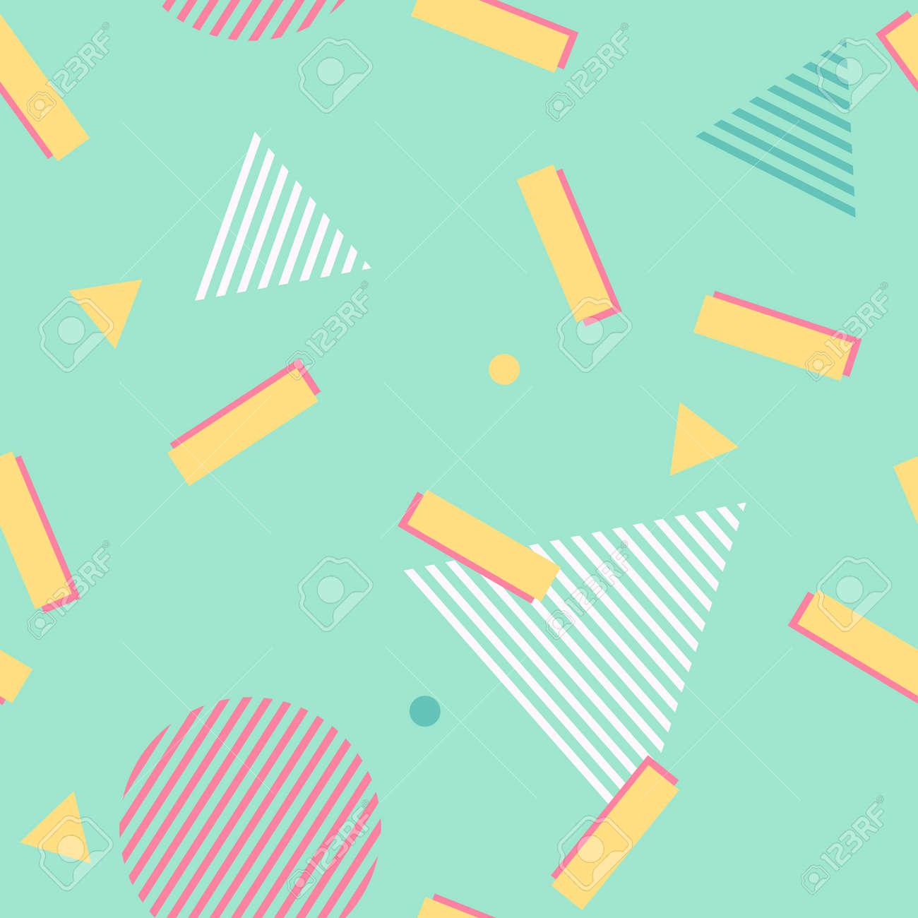 80s Pattern Cool Design Ideas