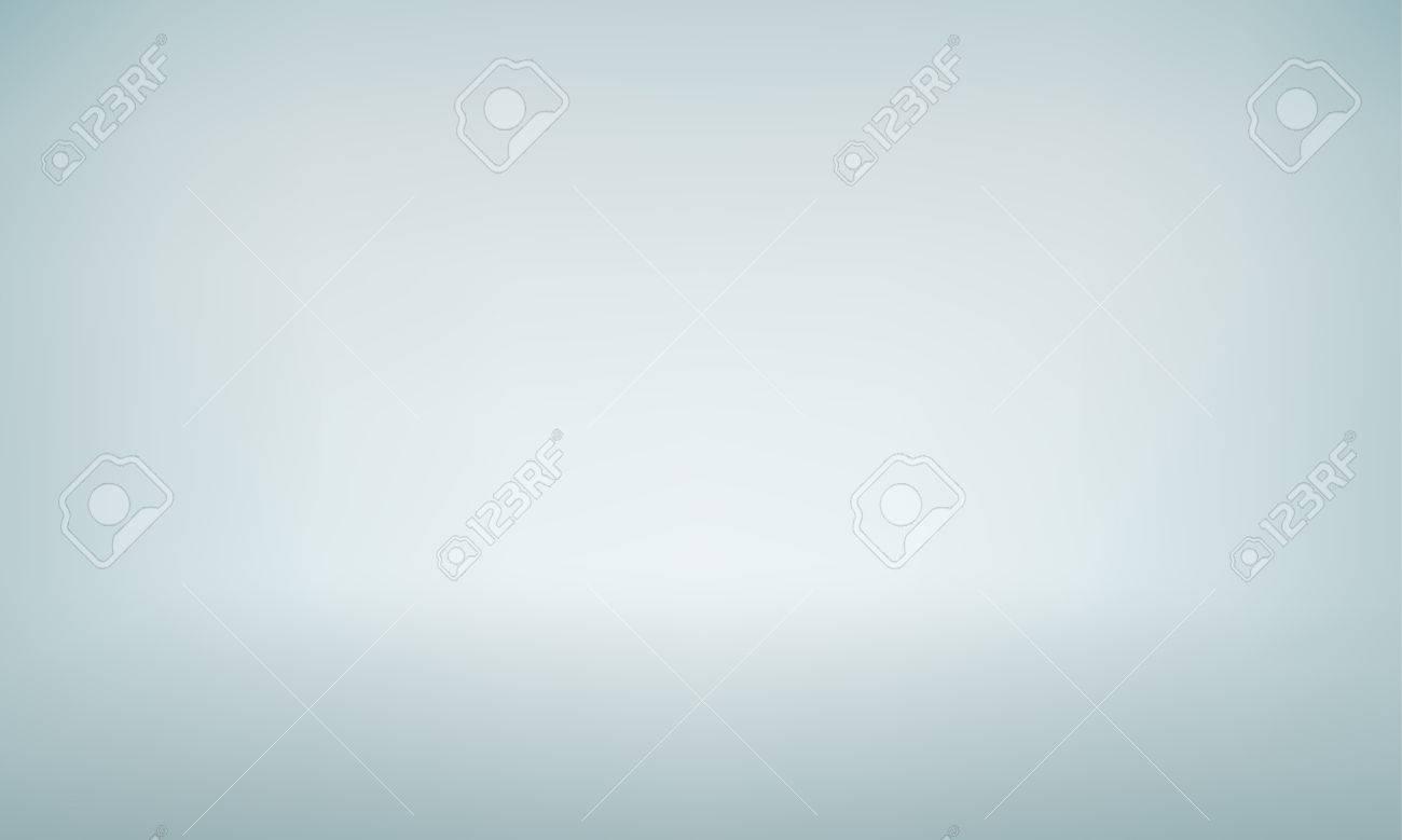 Vettoriale Sfondo Bianco Studio Con Sfumatura Spotlight Per