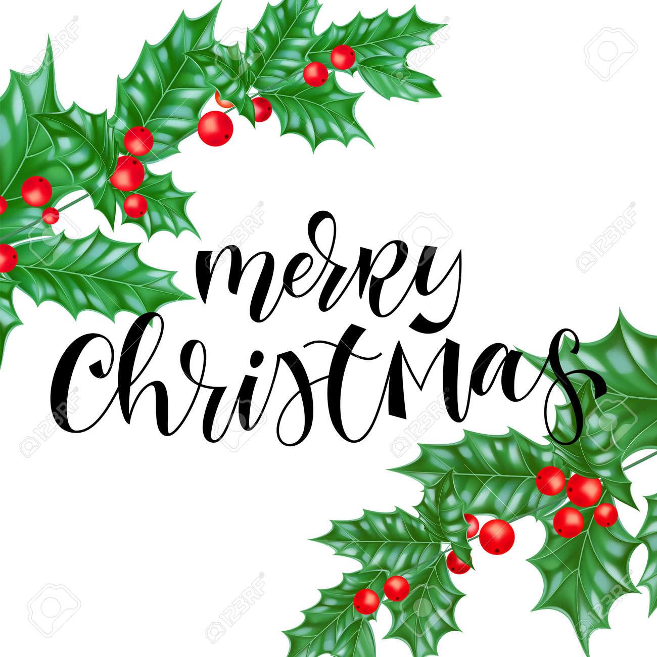 Frohe Weihnachten Urlaub Grußkarten Hintergrund Vorlage Tannenbaum
