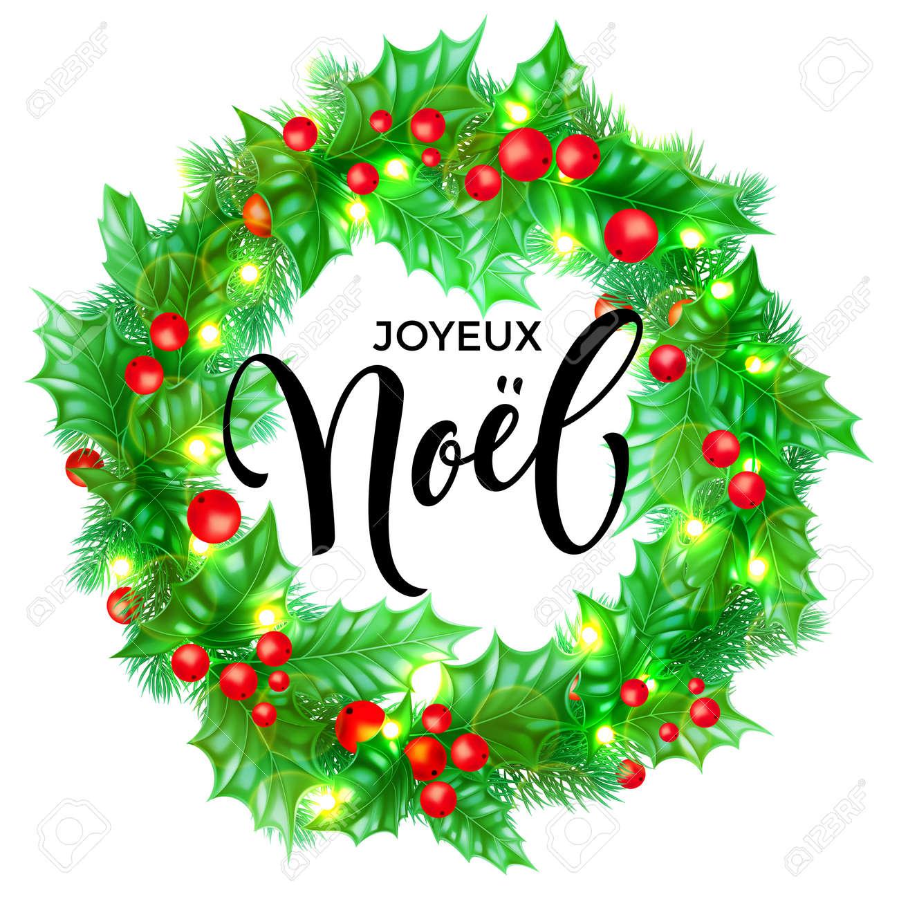 Joyeux Noel Audio.Joyeux Noel French Merry Christmas Hand Drawn Quote Calligraphy