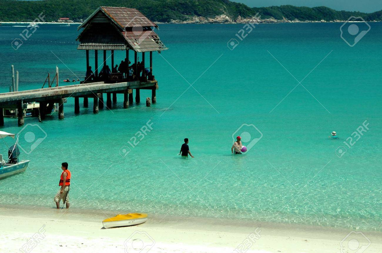 Vacation - beach Stock Photo - 374291