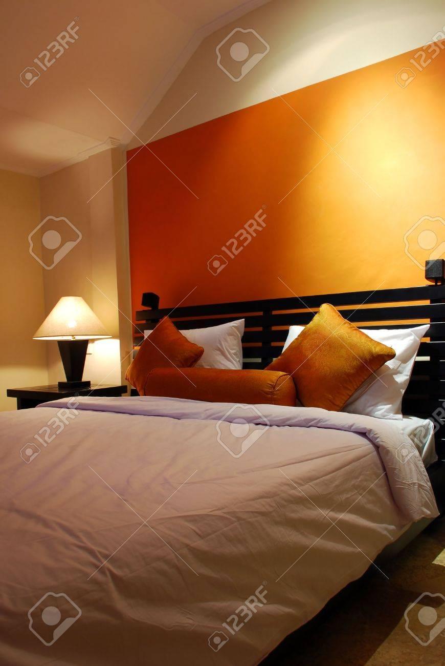 Bedroom interior Stock Photo - 662760