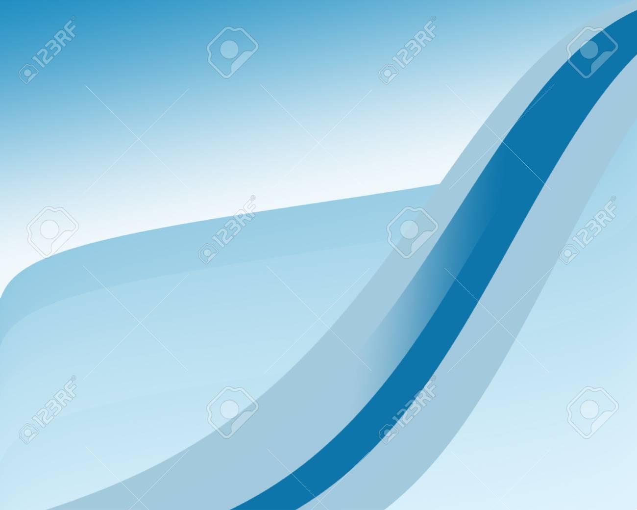Distorted light blue stripe pattern on graduated background Stock Photo - 1150080