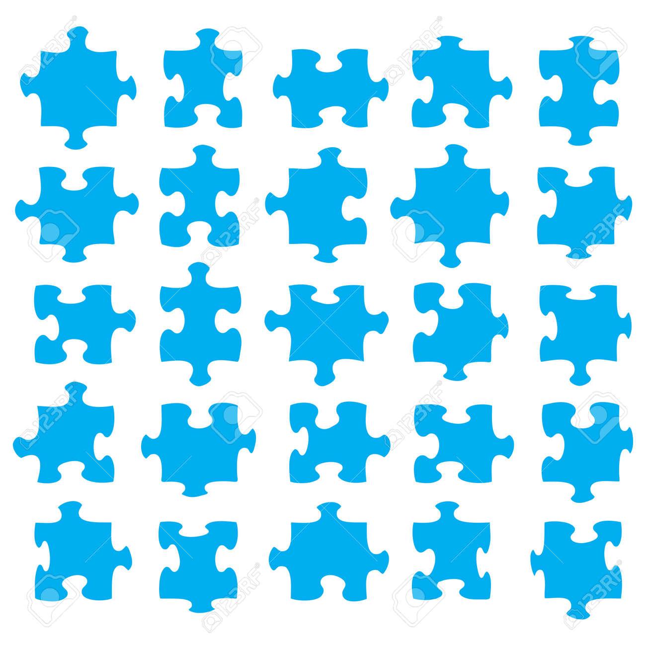 N//C 6 Piezas usable por Dentro y por Fuera 6 Piezas Azules