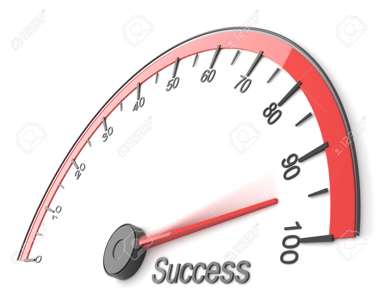 success speedometer stock photo picture and royalty free image