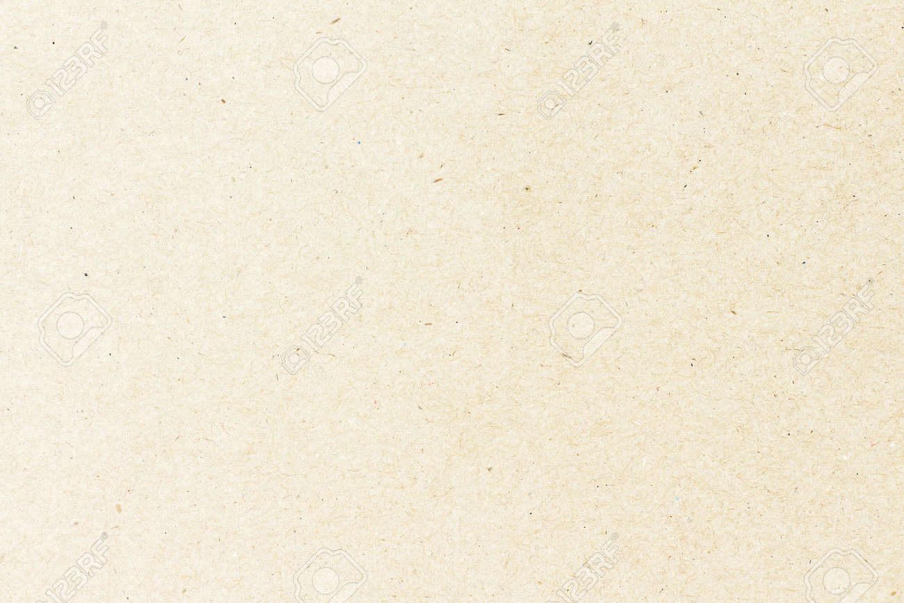 White beige paper background texture light rough textured spotted blank copy space background in beige yellow,brown - 148795825