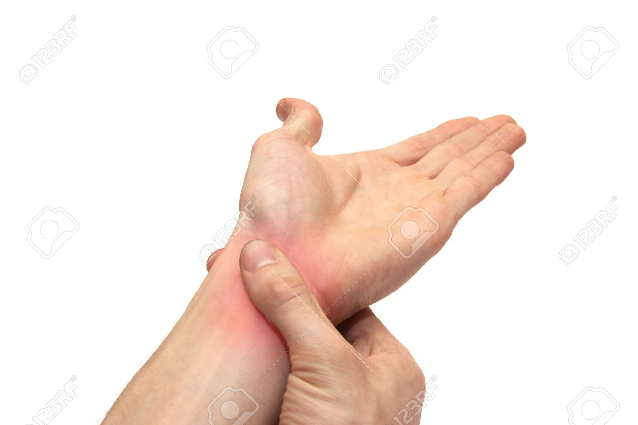 Injured joint Stock Photo - 11351375