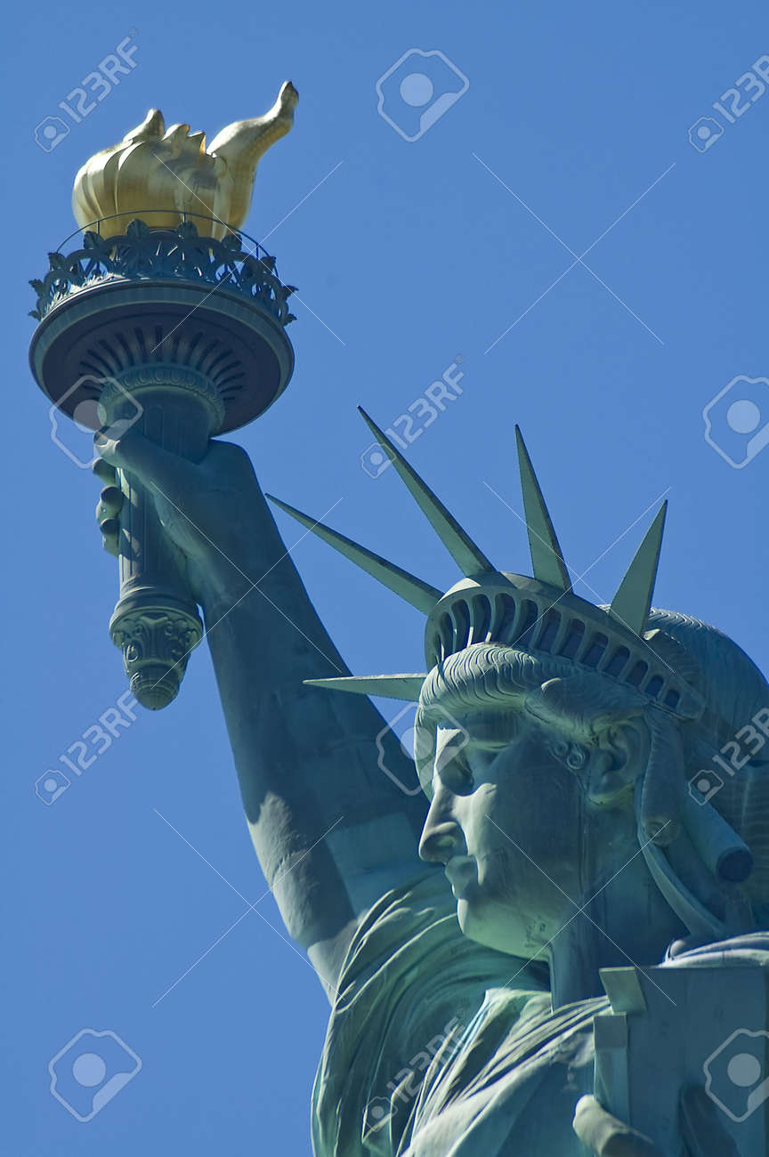 Statue of Liberty, New York, USA Stock Photo - 6500826