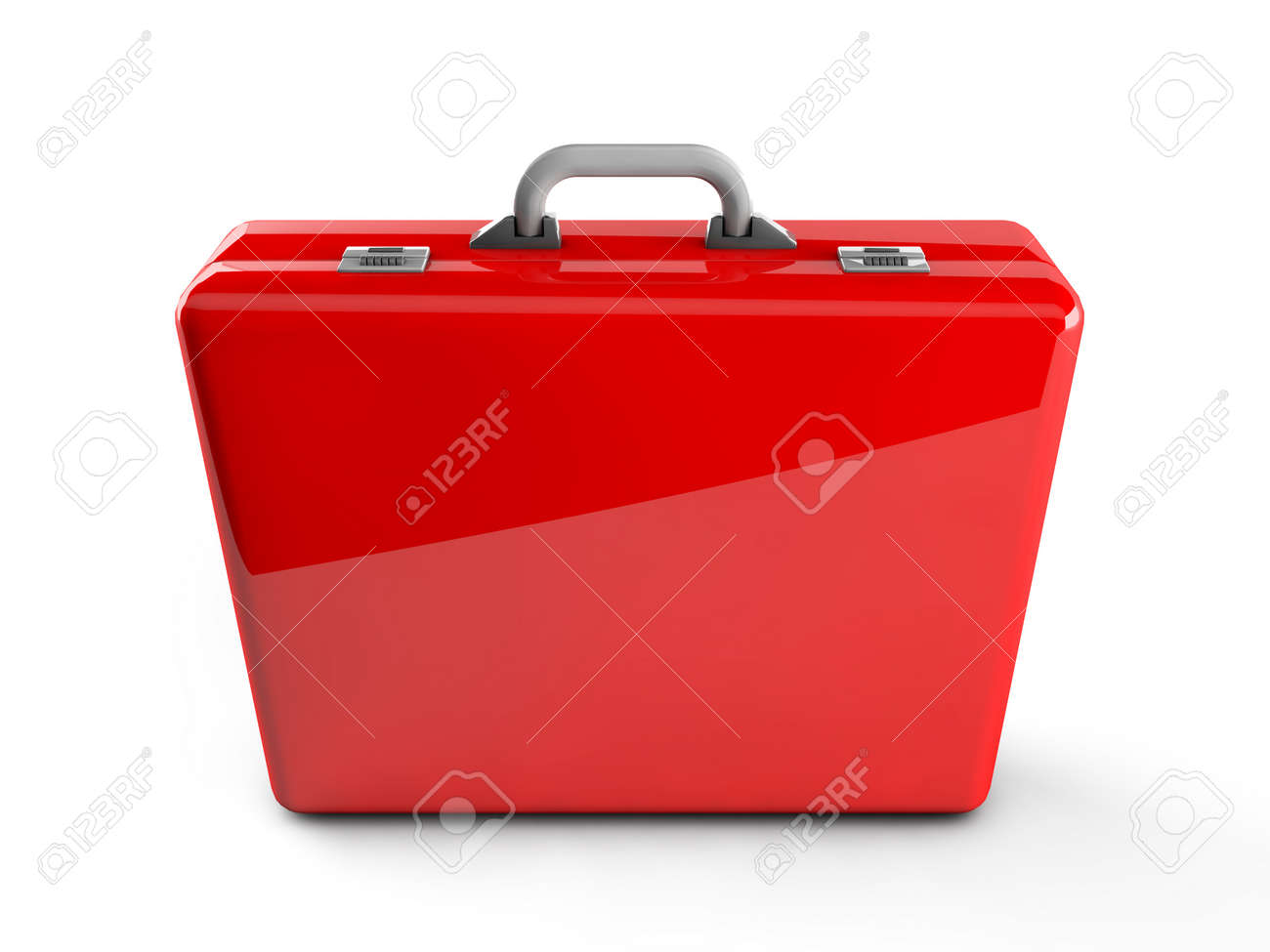 3d first aid box Stock Photo - 19558502