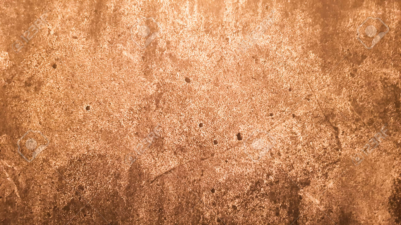 Granite stone texture. Brown golden stone background. old empty stone wall surface or ancient dirty brown paper texture background brown or beige. brown gold grunge - 173010801