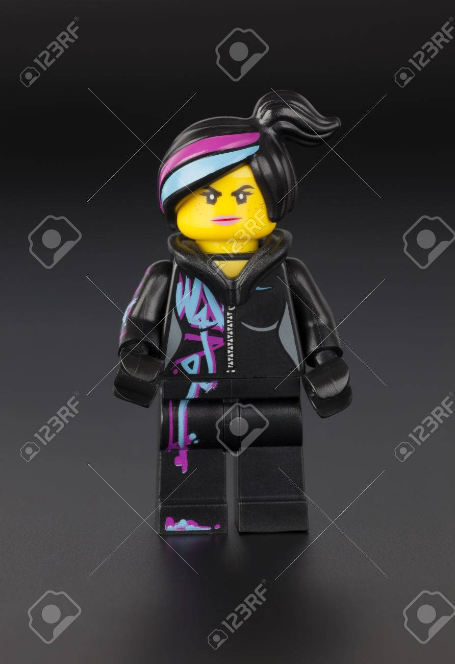 Tambov Russian Federation June 22 2014 Lego Wyldstyle Minifigures Stock Photo Picture And Royalty Free Image Image 42183005