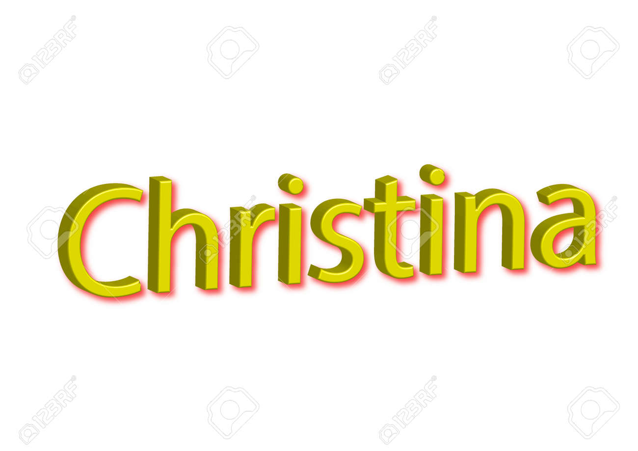 When the name of Christina in the church calendar 71