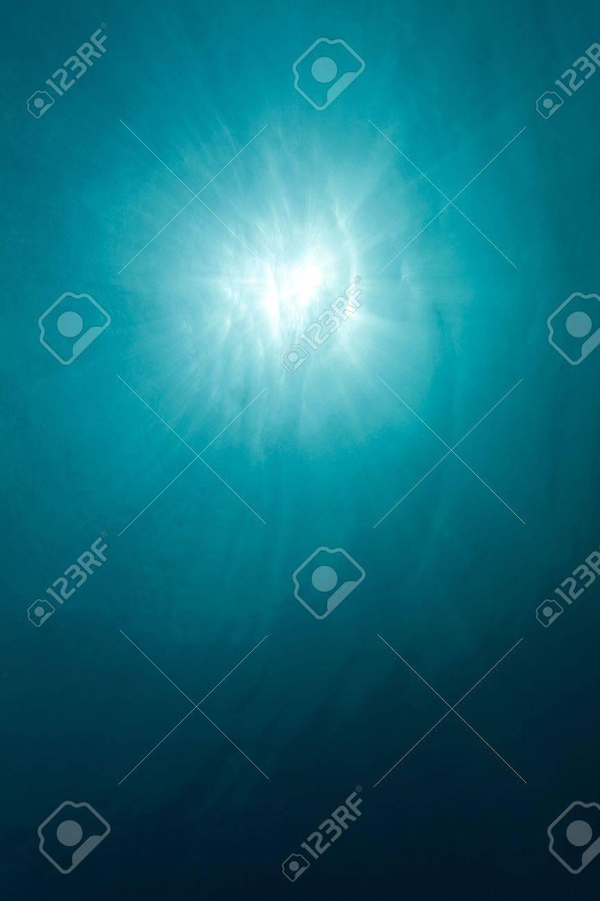 Sunshine with beams Stock Photo - 10427380