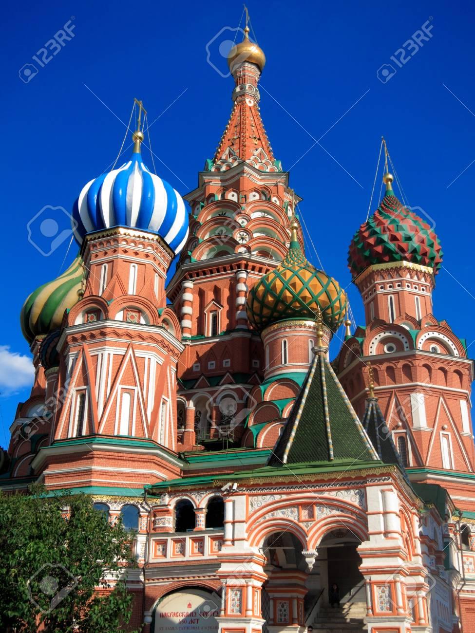 聖ワシリイ大聖堂 (ポクロフスク...