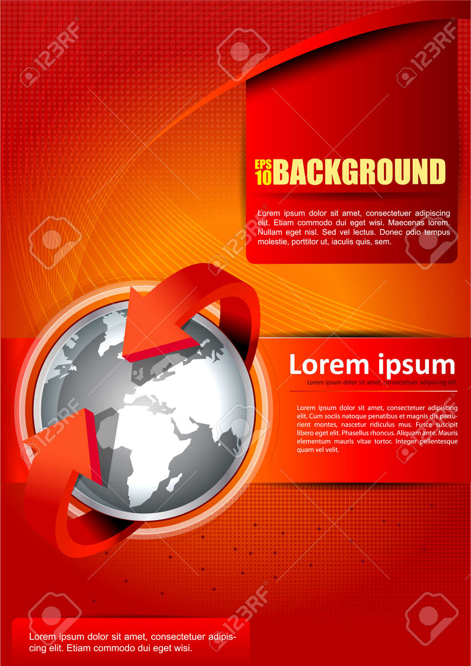 brochures background