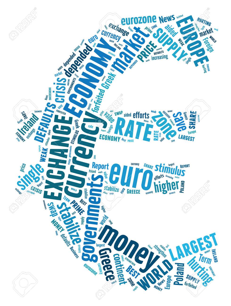 Euro currency symbol text illustration design finance money euro currency symbol text illustration design finance money concept stock illustration 13138086 biocorpaavc