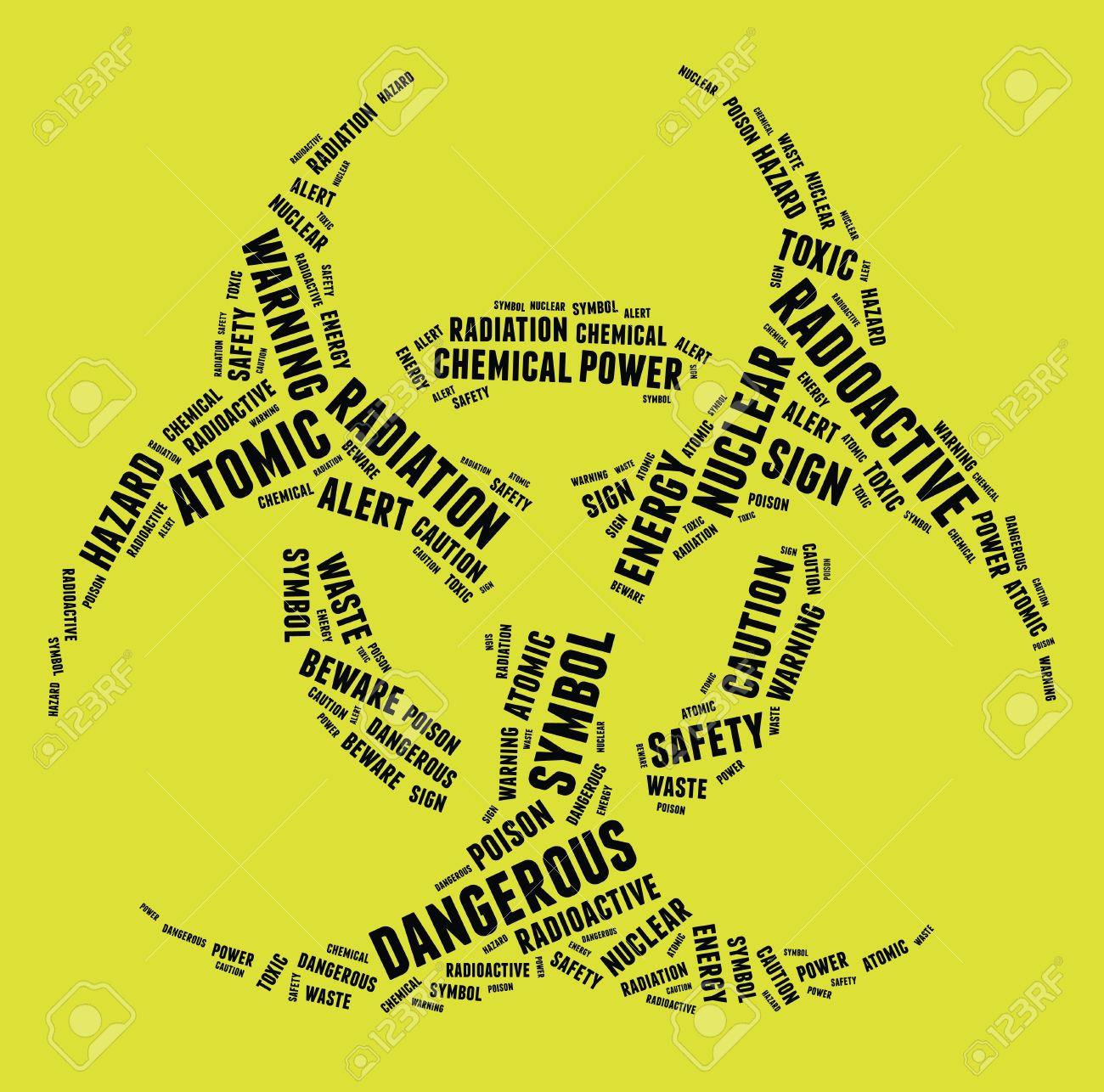 Bio hazard warning sign symbol in text illustration on yellow bio hazard warning sign symbol in text illustration on yellow background stock illustration 13183532 biocorpaavc Images