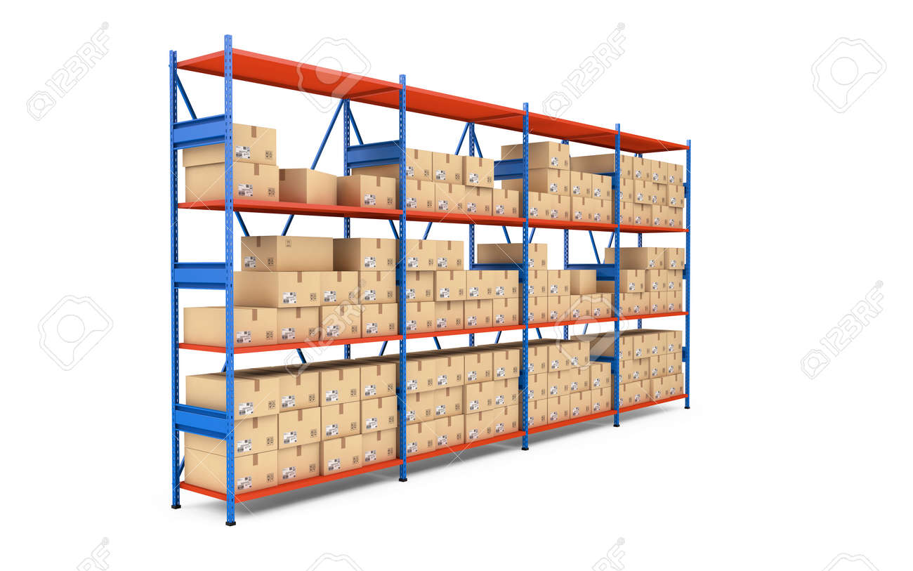 a rack is this pallet mezzanine warehouse