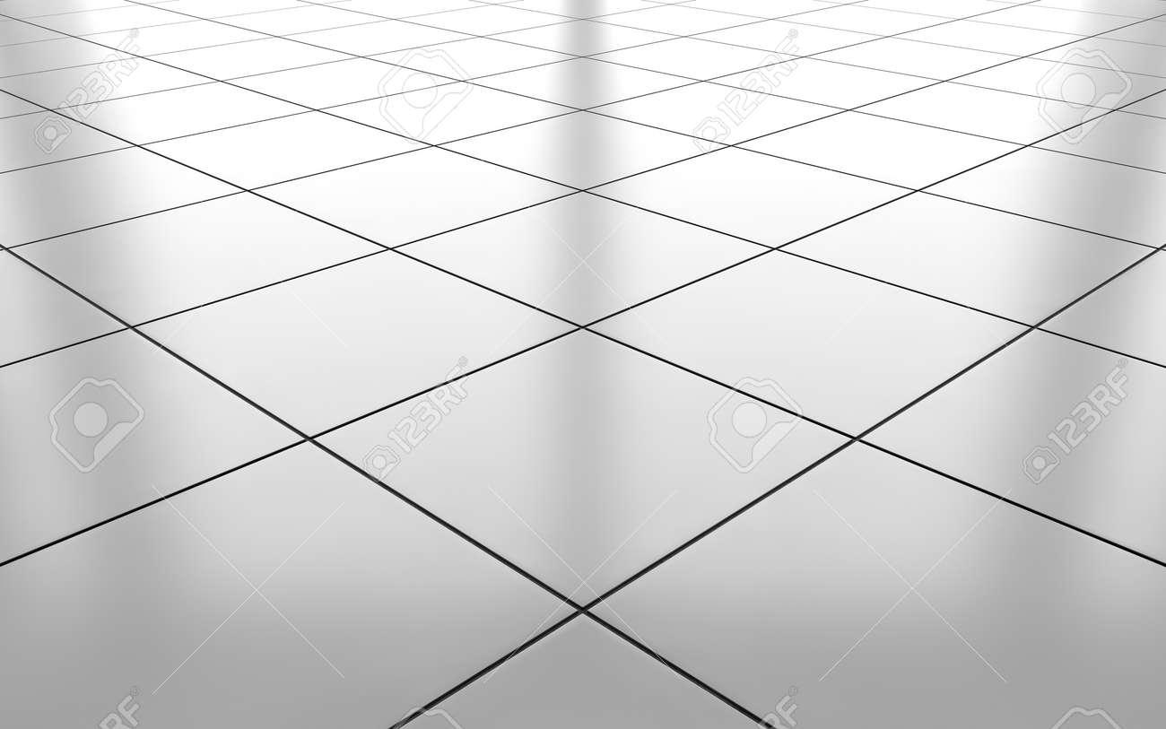 White glossy ceramic tile floor pattern background 3d rendering white glossy ceramic tile floor pattern background 3d rendering stock photo 77578021 dailygadgetfo Choice Image