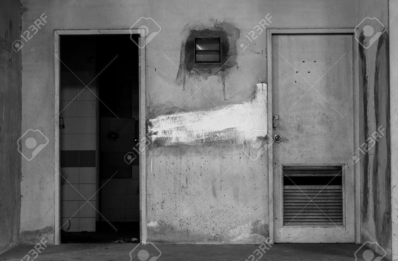 old spooky door Stock Photo - 36679541 & Old Spooky Door Stock Photo Picture And Royalty Free Image. Image ...