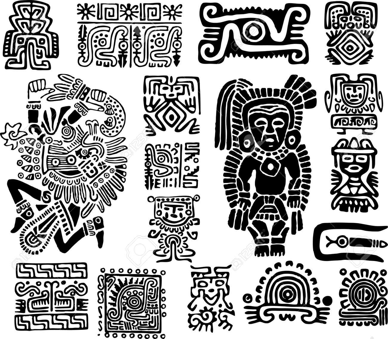 Mexican Symbols And Meanings Lektonfo