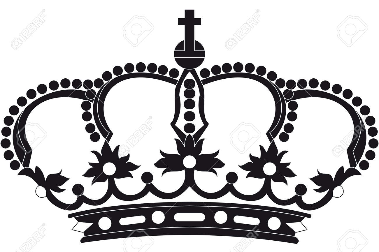 European Crown Royalty Free Cliparts, Vectors, And Stock ...