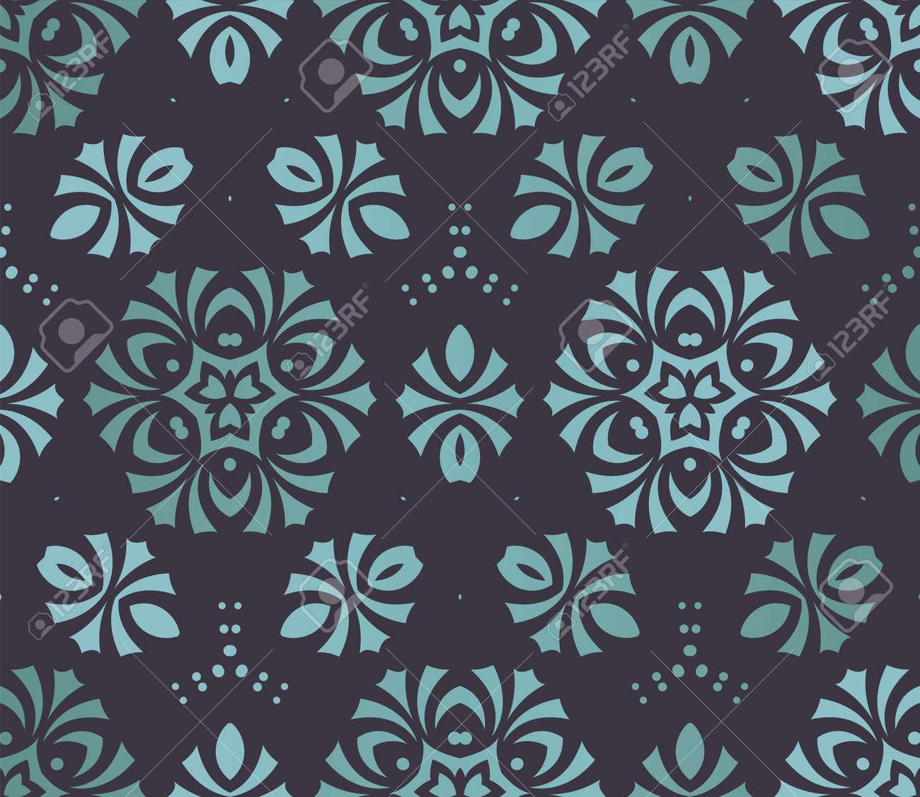 retro wallpaper Stock Vector - 14099448