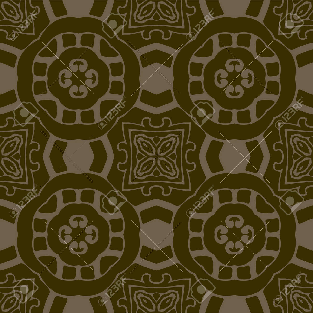 retro wallpaper Stock Vector - 14704962
