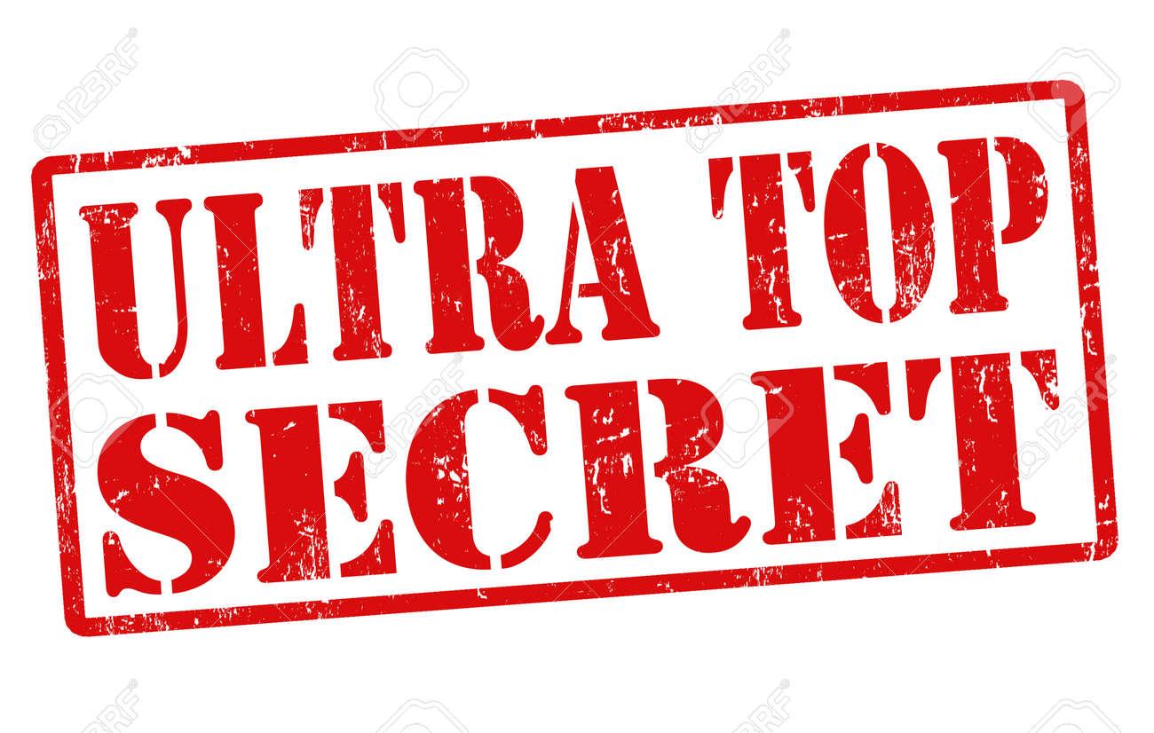 Resultado de imagem para top secret