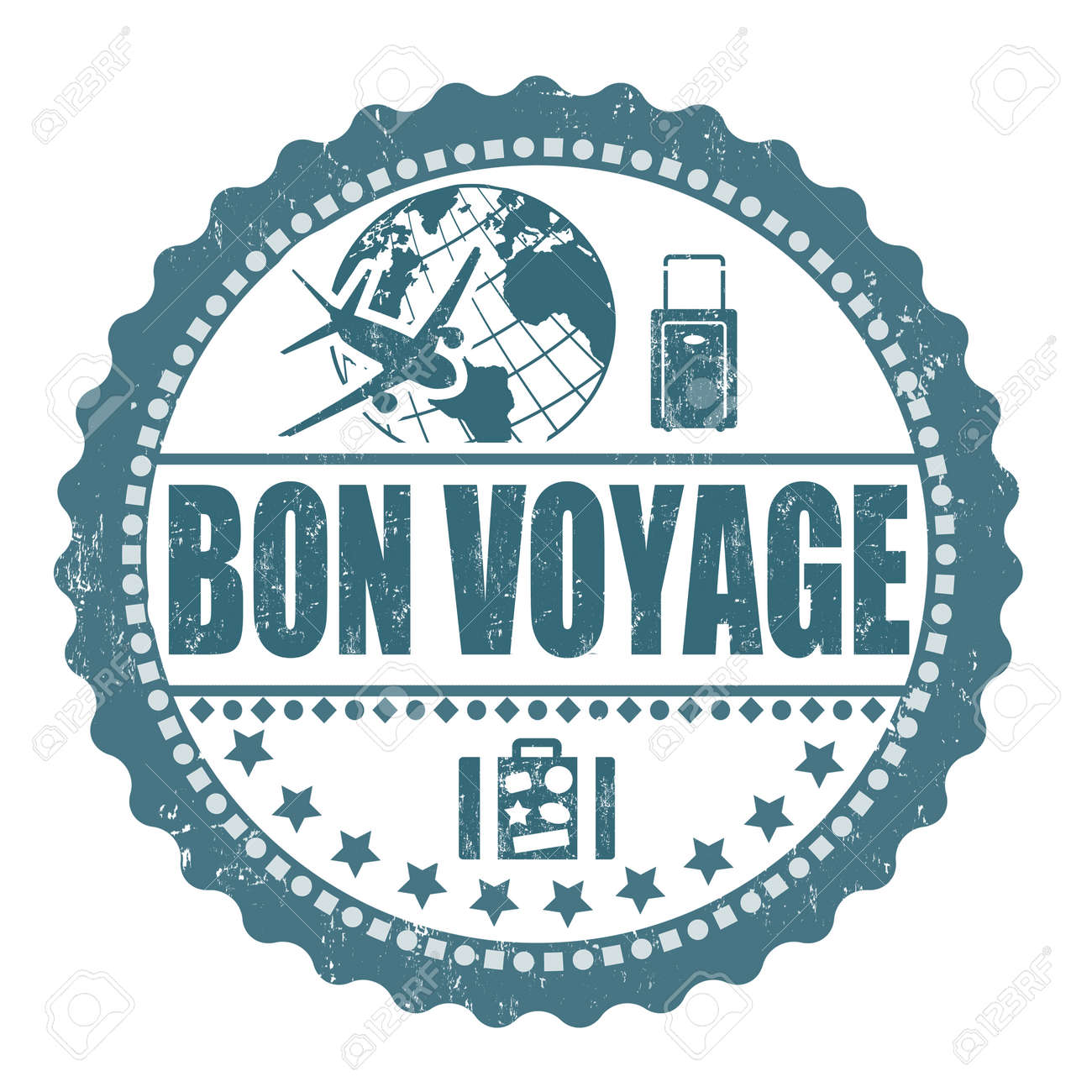 479 Bon Voyage Stock Vector Illustration And Royalty Free Bon ...