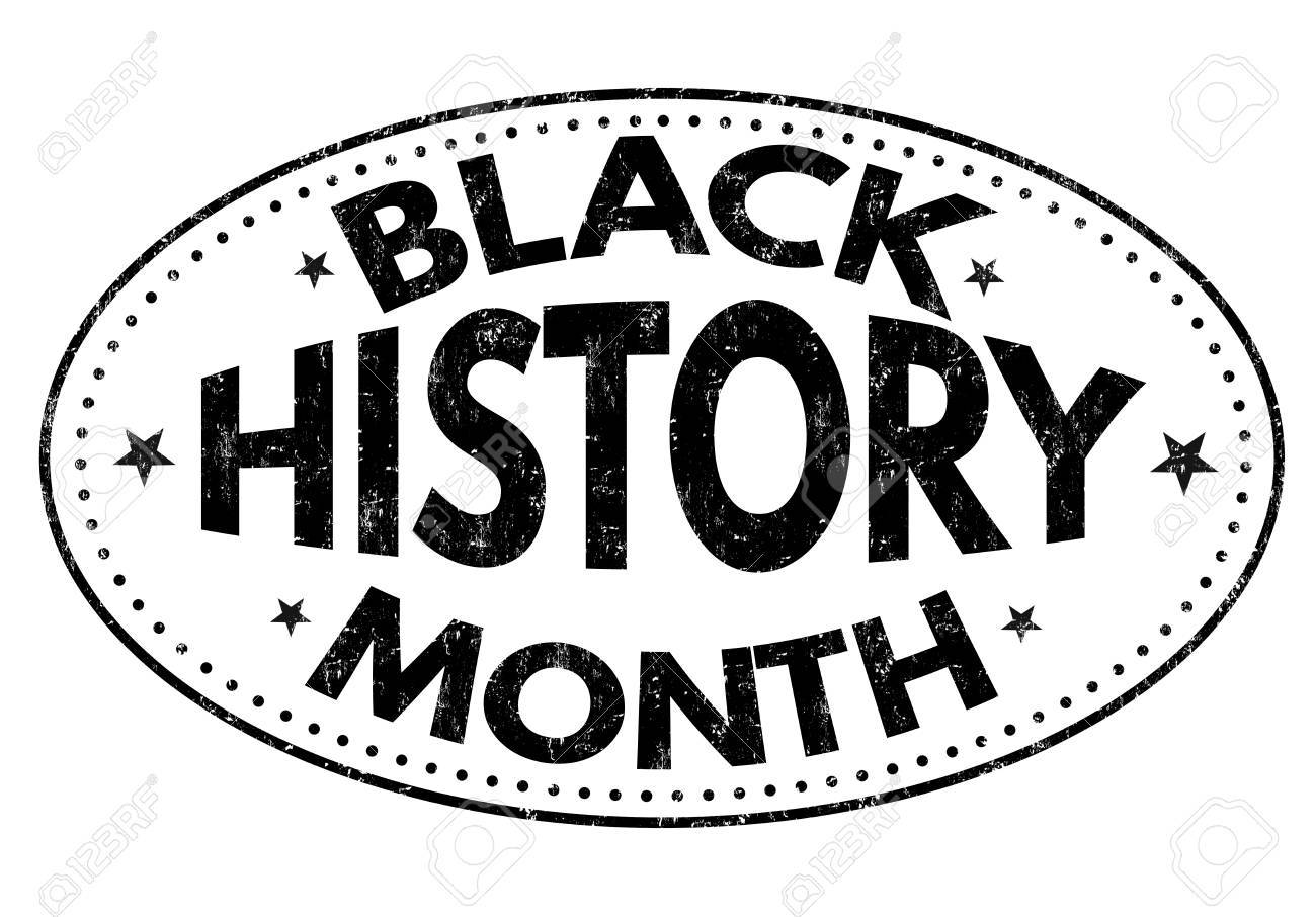 Black History Month Grunge Rubber Stamp On White Background Royalty Free Cliparts Vectors And Stock Illustration Image 71067317
