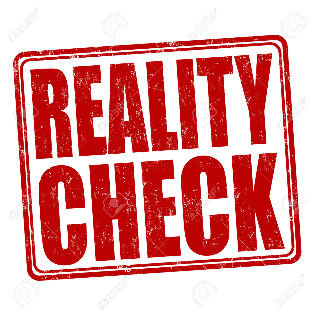 Image result for REALITY CHECK CLIP ART