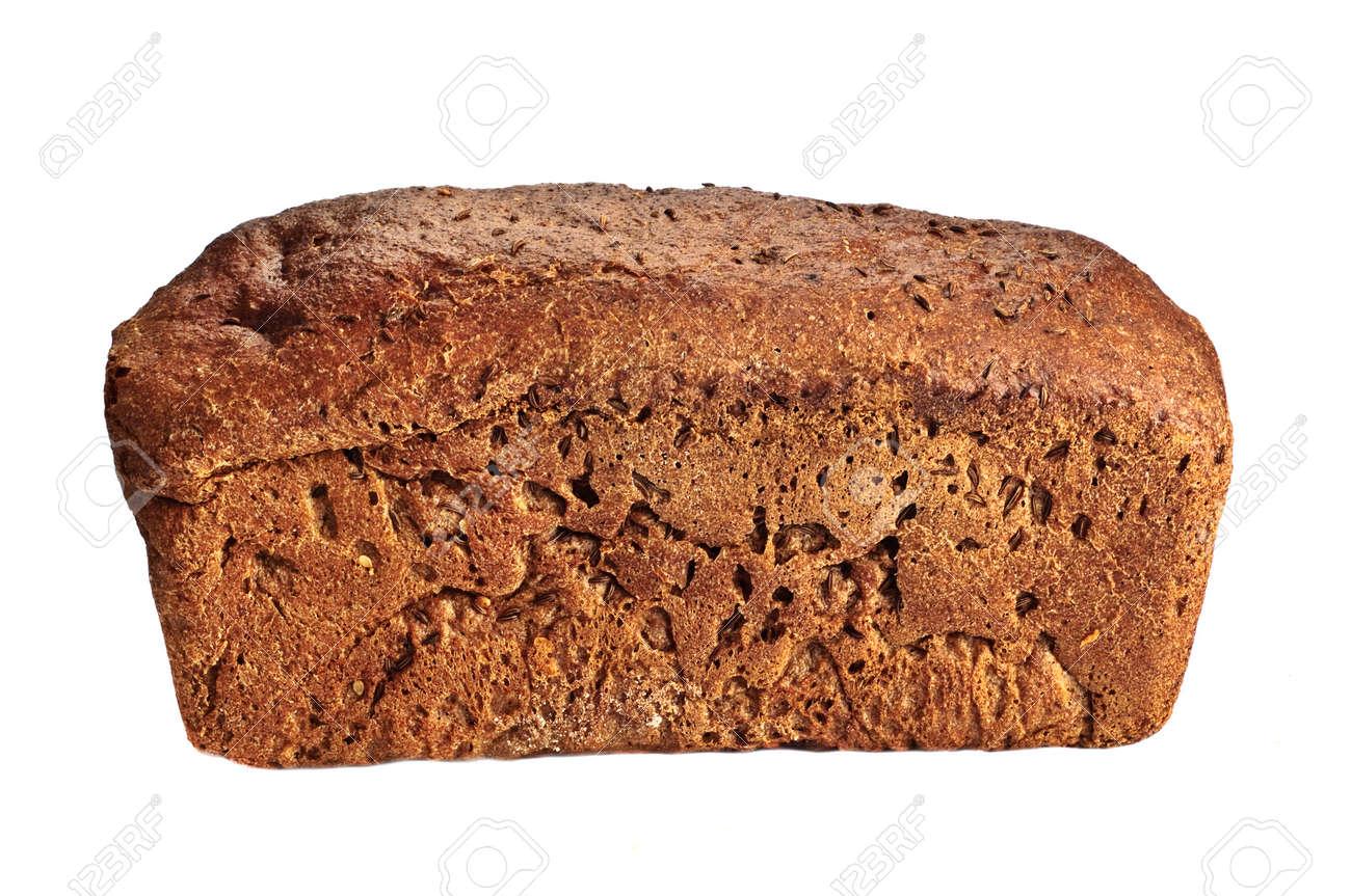 Single fresh bread Stock Photo - 8085146
