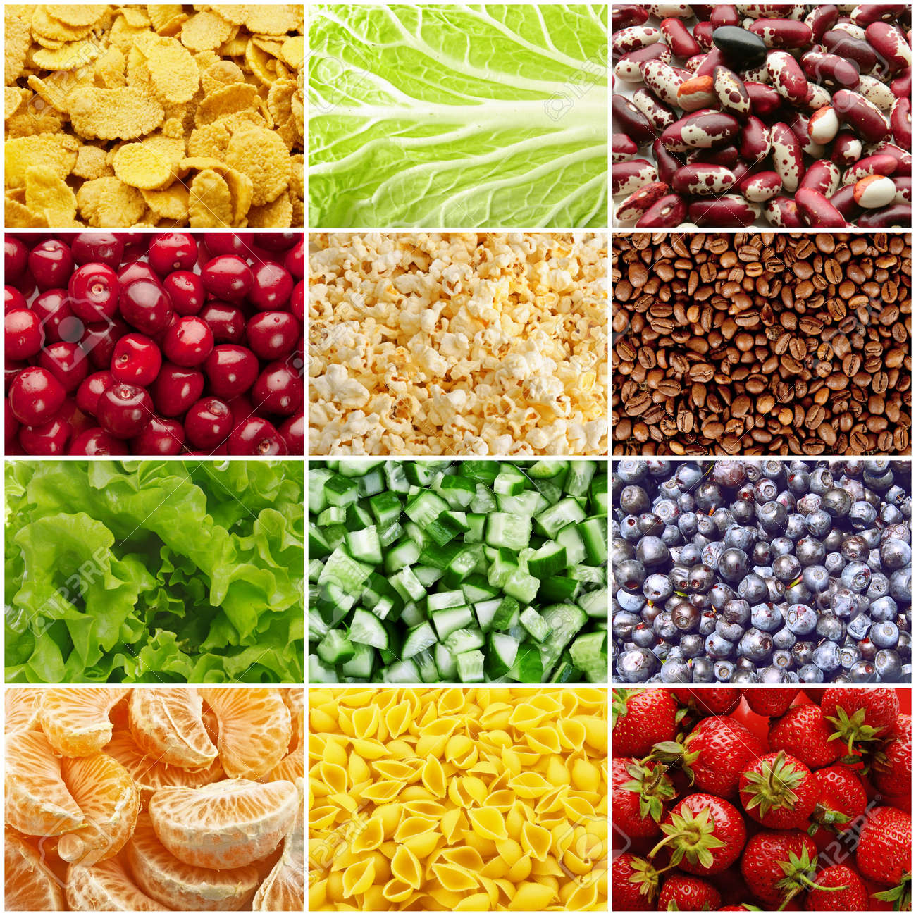 Food backgrounds Stock Photo - 17156040