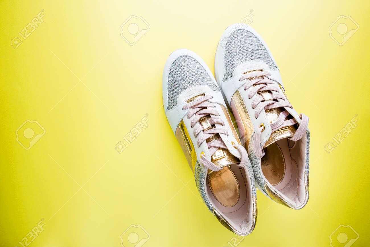 Blog Look. White Womens Sneakers