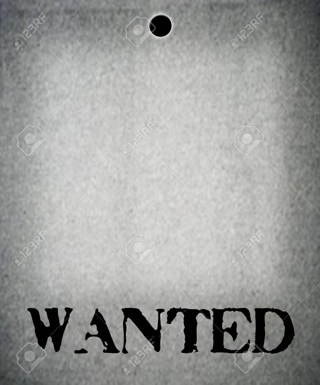 wanted notice Stock Photo - 4517623