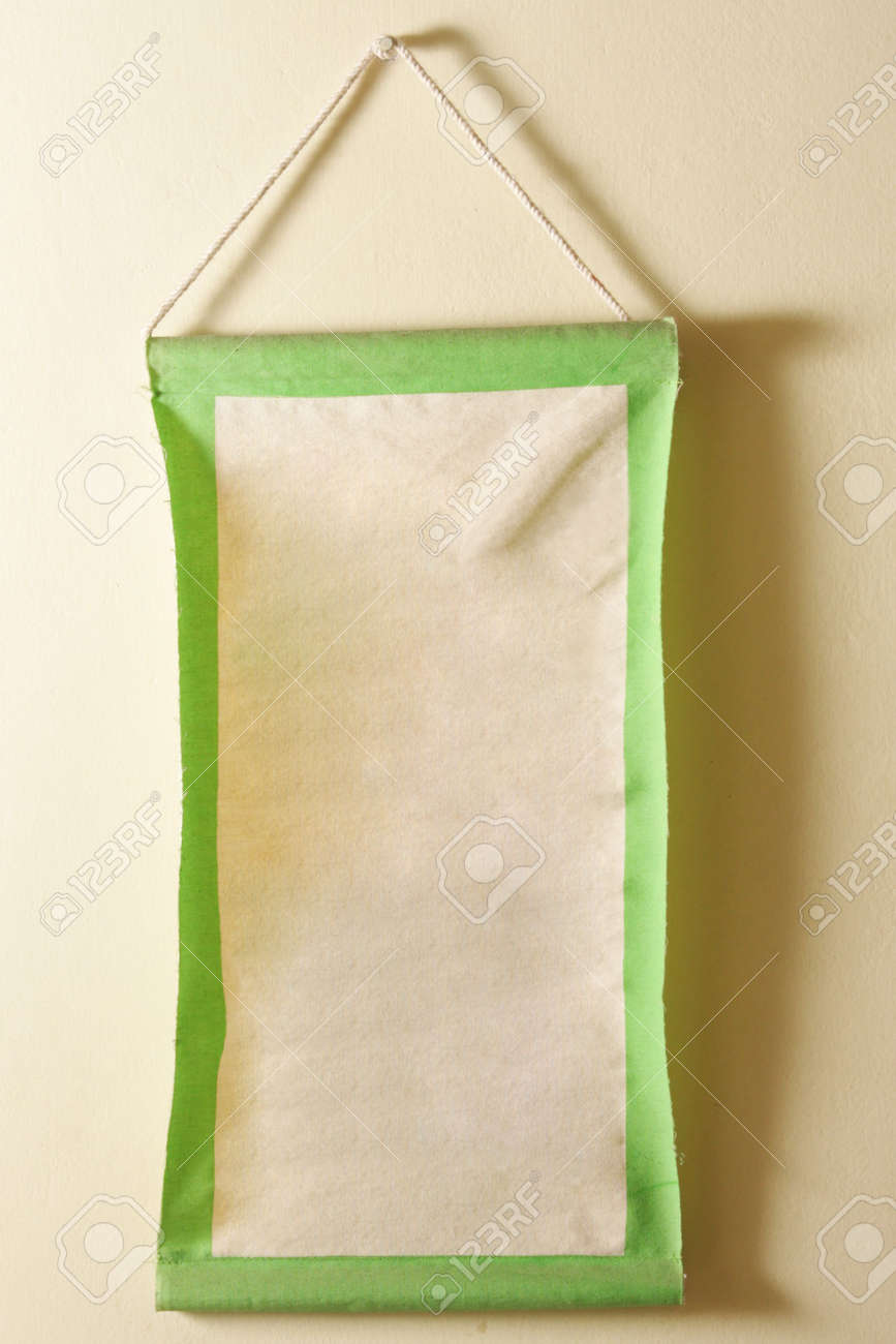 blank paper Stock Photo - 5115015