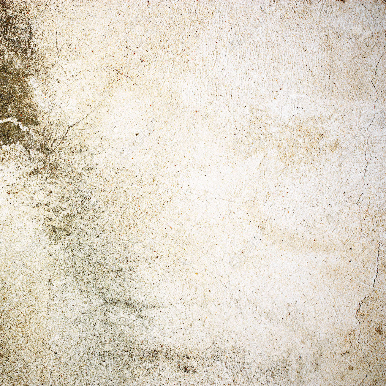 white wall texture old dirty scratched plaster grunge background Stock Photo - 15254686
