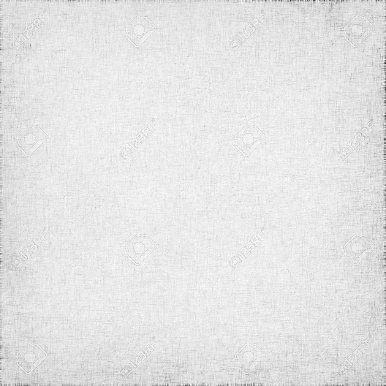 white canvas texture background Stock Photo - 15254679