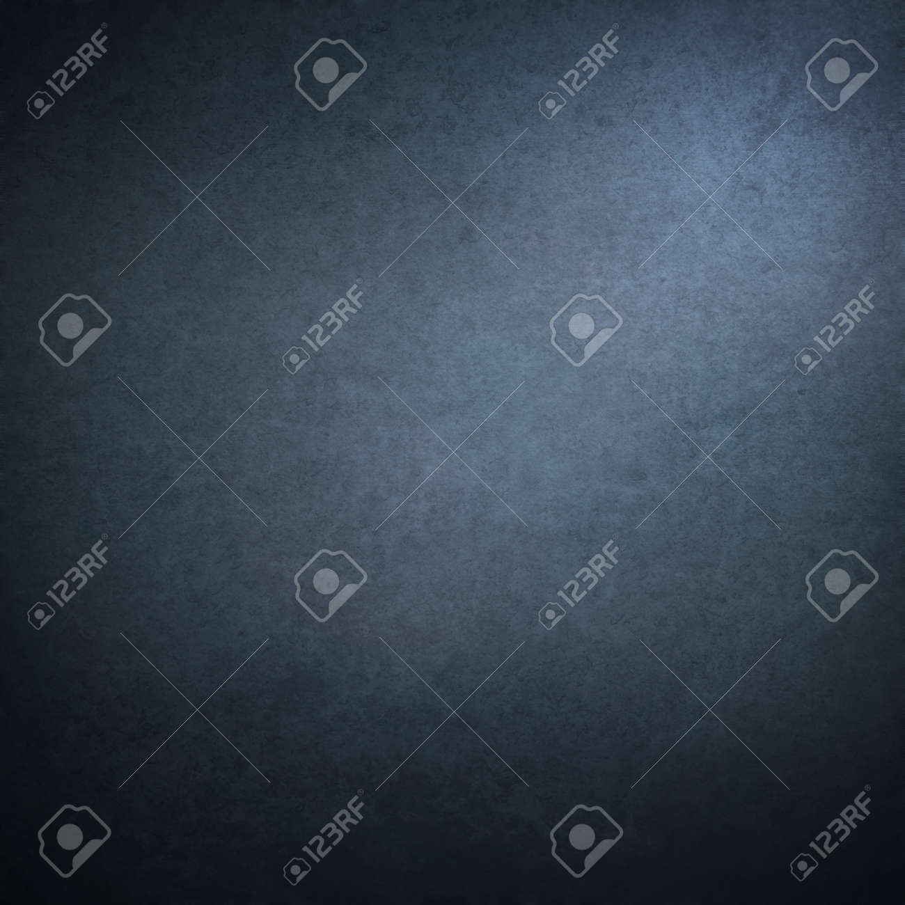 dark blue background with abstract highlight corner and vintage grunge background texture Stock Photo - 15653876