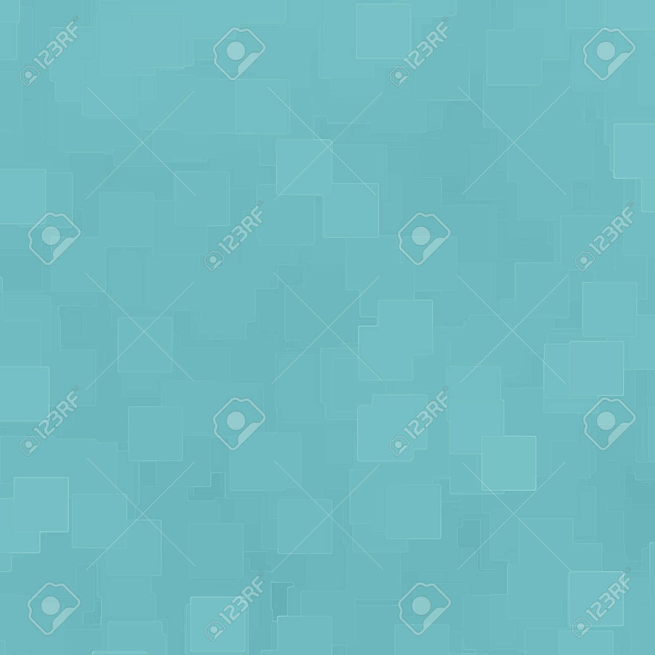 Aqua Blue Abstract Background Texture With Modern Pattern, May Use As  Medical Background Stock Photo