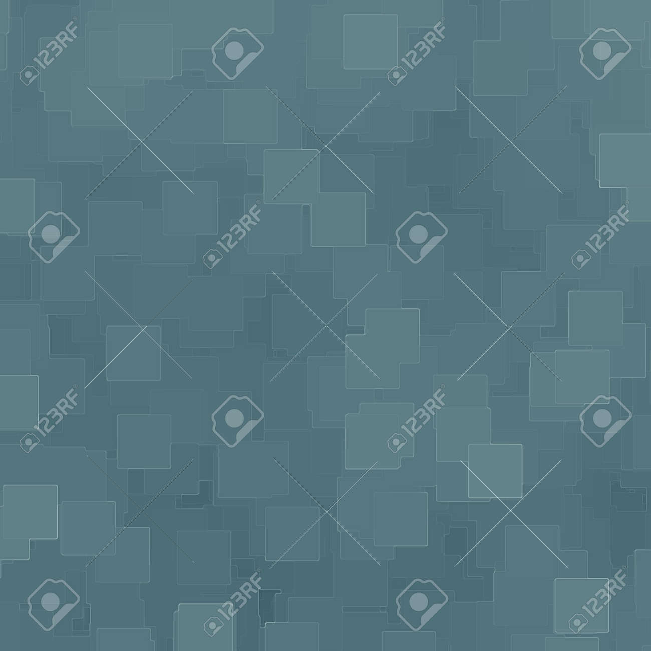 blue abstract background cubes texture, may use as high tech or medical background Stock Photo - 16296263