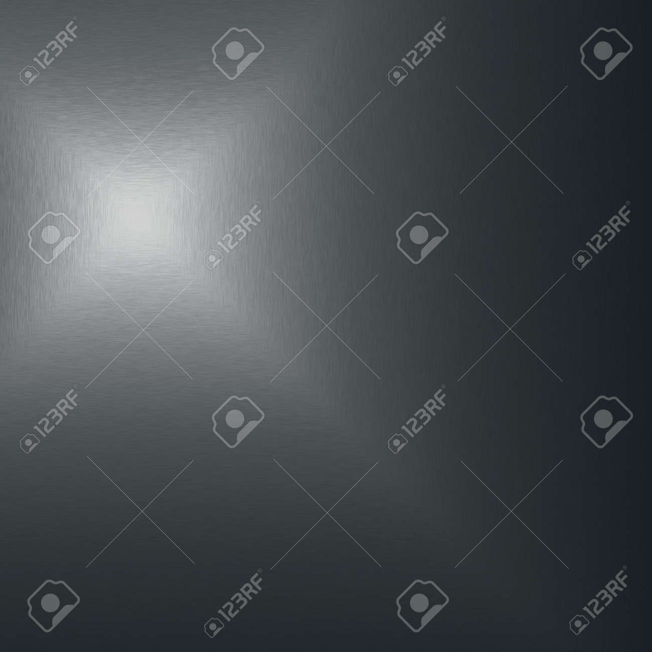 dark silver metal texture with light flare Stock Photo - 17876556