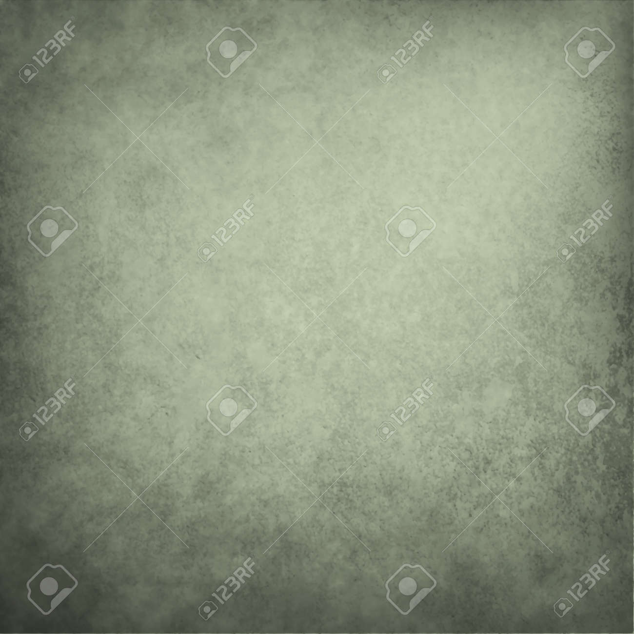 grunge background texture, light green background with abstract highlight corner vintage background Stock Photo - 18685619