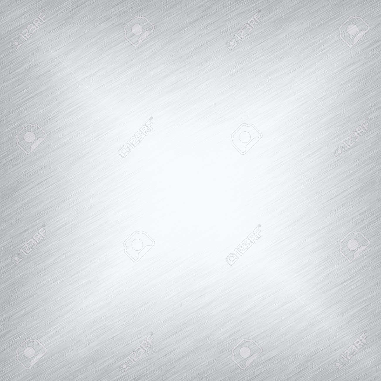 white silver metal texture background with oblique lines pattern to decorative greeting card design Stock Photo - 18931442
