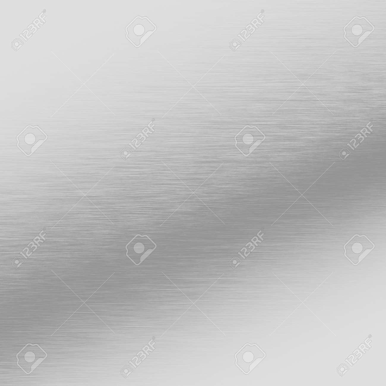 silver metal background, chrome texture Stock Photo - 22417498