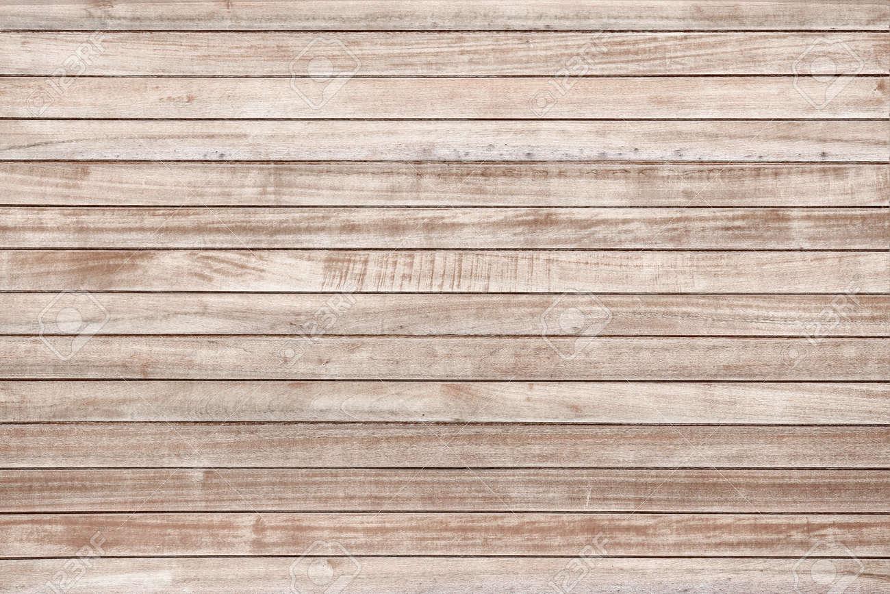 Wood texture wooden plank - Wooden Planks Beige Background Texture Stock Photo 43970166