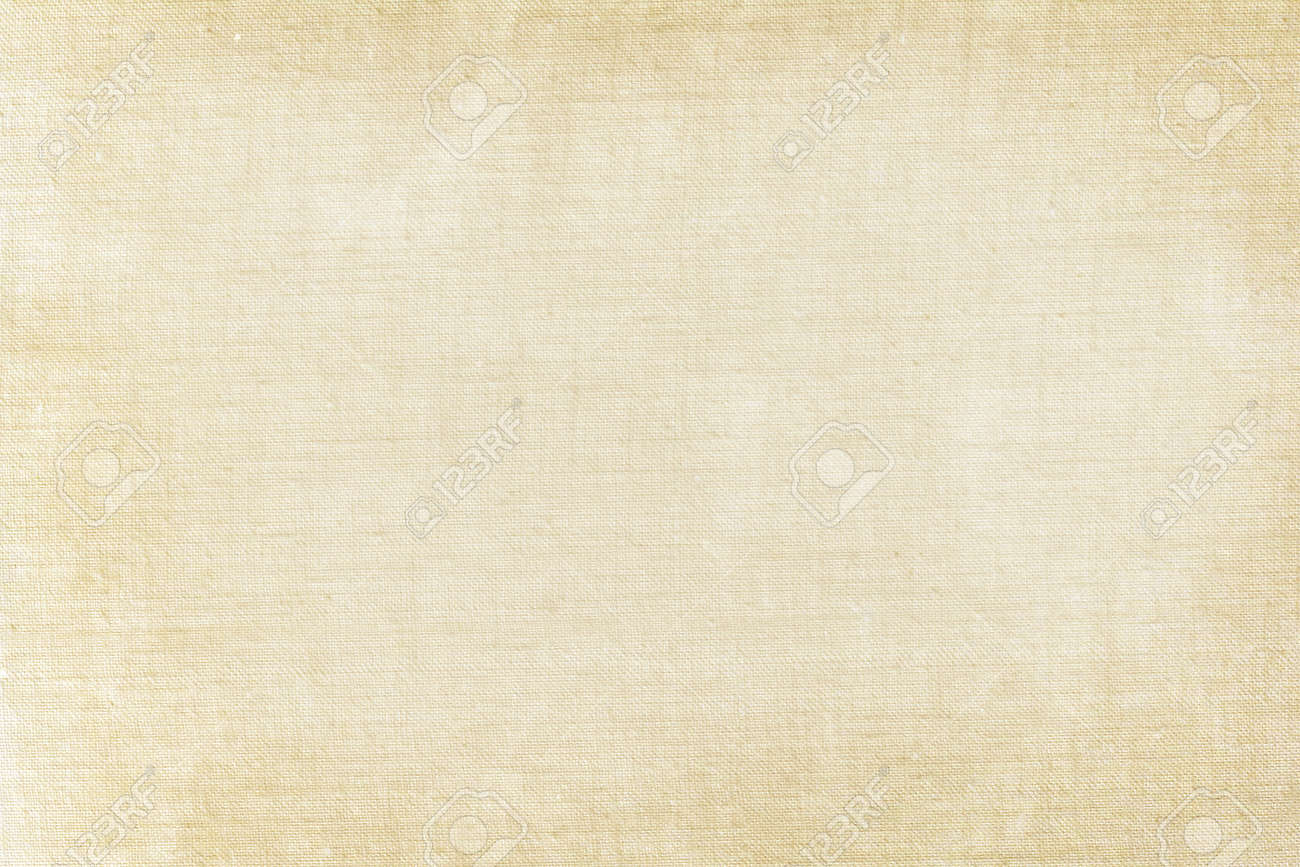 old paper background beige canvas texture grid pattern stock photo