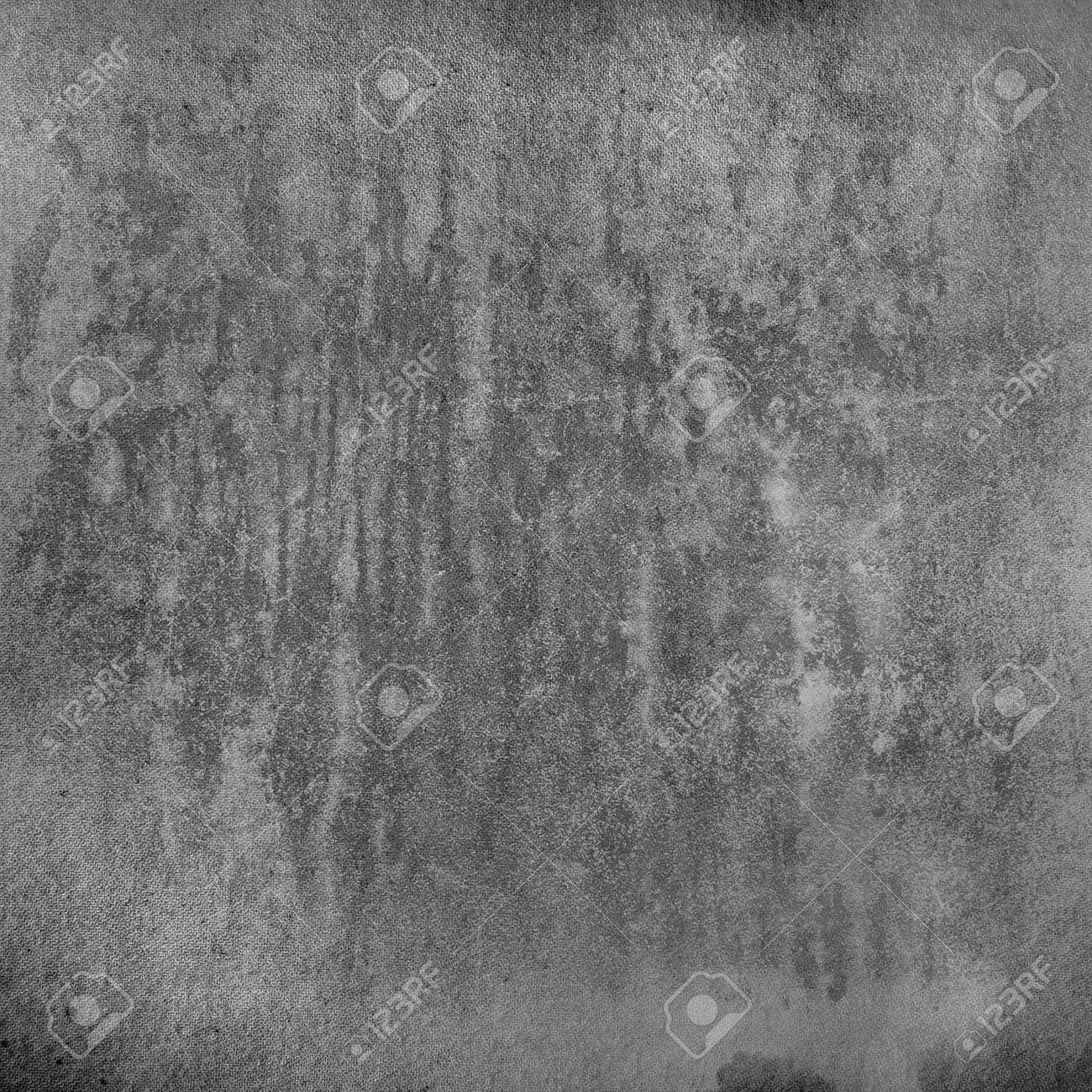 Grunge Paint Texture On Old Canvas Background Grainy Texture Stock